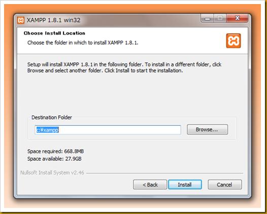 SnapCrab_XAMPP 181 win32 _2012-12-19_21-10-38_No-00