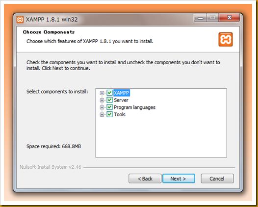 SnapCrab_XAMPP 181 win32 _2012-12-19_21-9-39_No-00